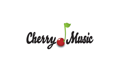 Cherry Music Logo