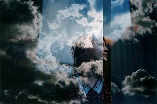 Conceptual Double Exposure Photography