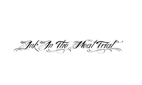 Ink In The Meat Font