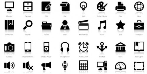 200+ Exclusive Free Reflection Icons
