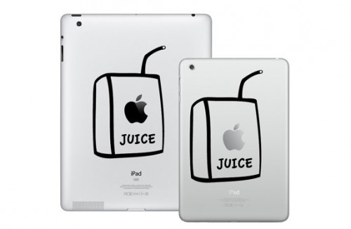 Apple Juice iPad Mini