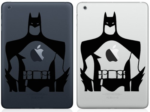 Batman Apple iPad Mini Decal Sticker