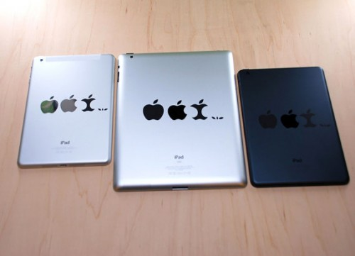 Evolution iPad
