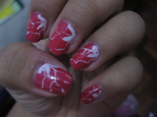 Nail Art Abstract
