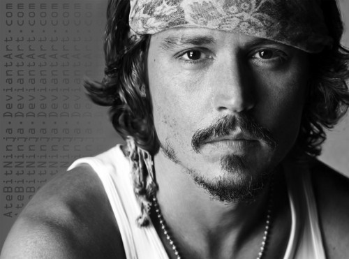 Johnny Depp – Vector