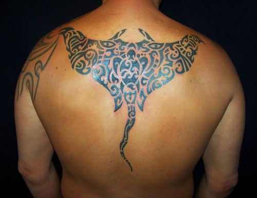 Tribal Stingray
