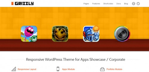 Grizzly WP Theme