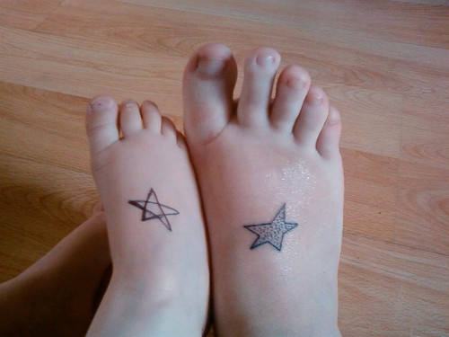 Children Matching Tattoos