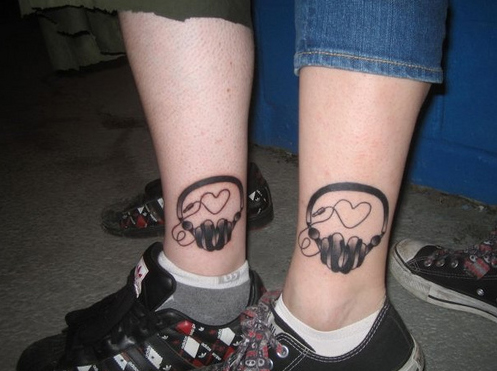 Guys Matching Tattoos for 2013-14
