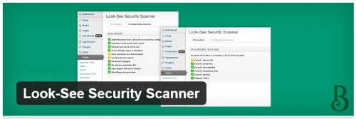 Look-See Security Scanner