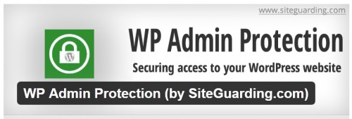 WP Admin Protection