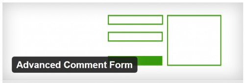 Advanced Comment Form