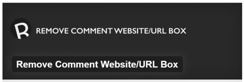 Remove Comment Website