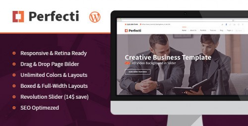 Perfecti - Business MultiPurpose Theme