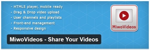 MiwoVideos - Share Your Videos