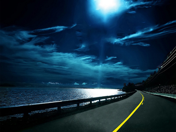 Cool Road Wallpaper